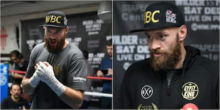 Tyson Fury's come back and unbelievable transformation leaves the world inspired