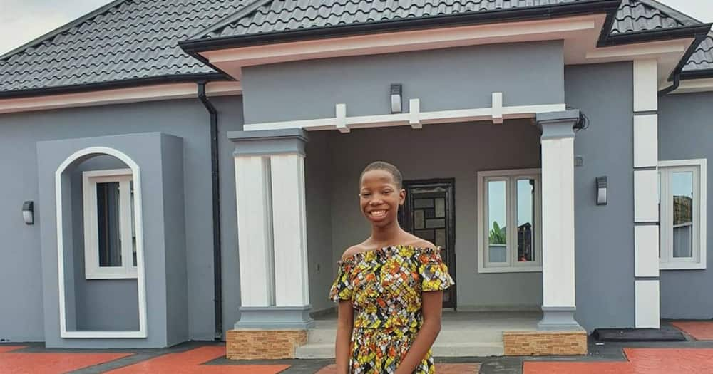 10-year-old comedian Emmanuella promises to surprise her father with new car