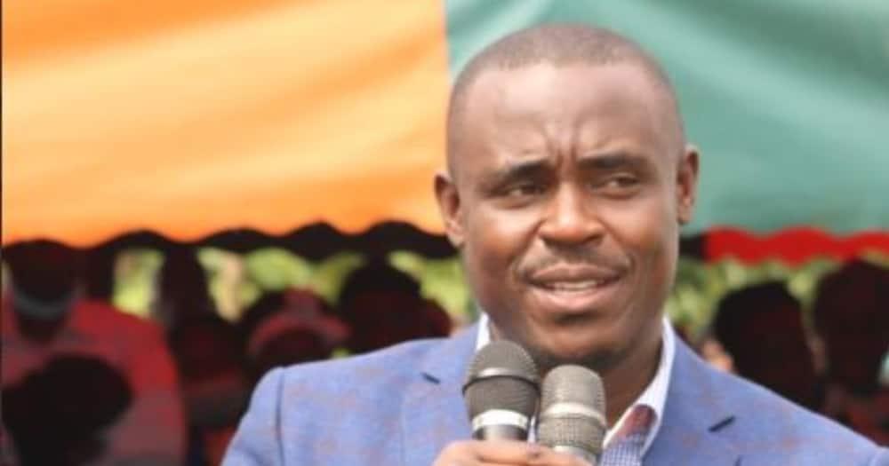 Kipchumba Murkomen claims gov't bribed senators to support controversial revenue sharing formula