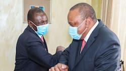 DP Ruto Akaribisha Wito wa Kuridhiana na Bosi Wake Rais Uhuru Kenyatta