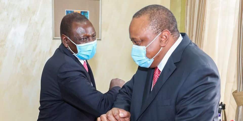 Wandani wa Uhuru Wamtolea Ruto Masharti Makali Iwapo Anataka Handisheki na Rais