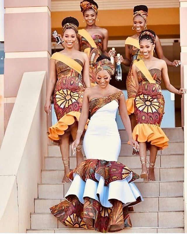 Latest Kitenge Dress Designs With Photos 2020