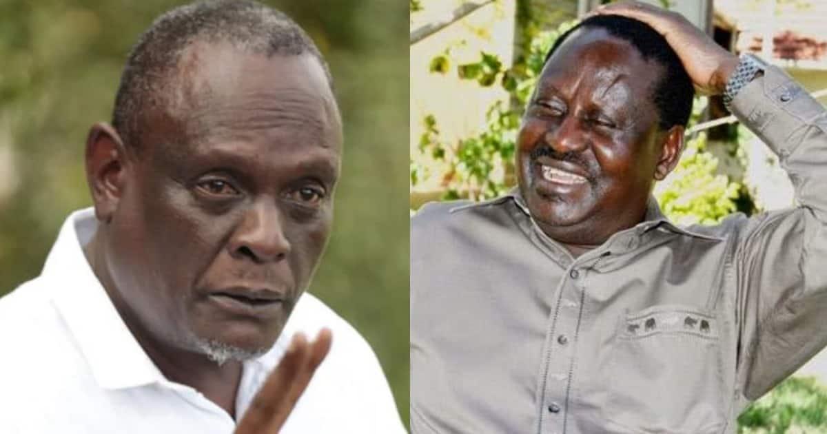 Kenyans should reward Raila Odinga with presidency in 2022 - David Murathe