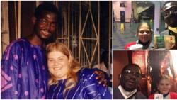 Mzungu Woman Shares Photo, Gushes Over Her Husband as She Celebrates 16th Wedding Anniversary
