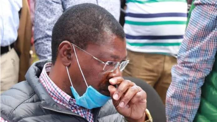 FORD Kenya: Wetang'ula withdraws petition challenging appointment of Wamunyinyi as party leader