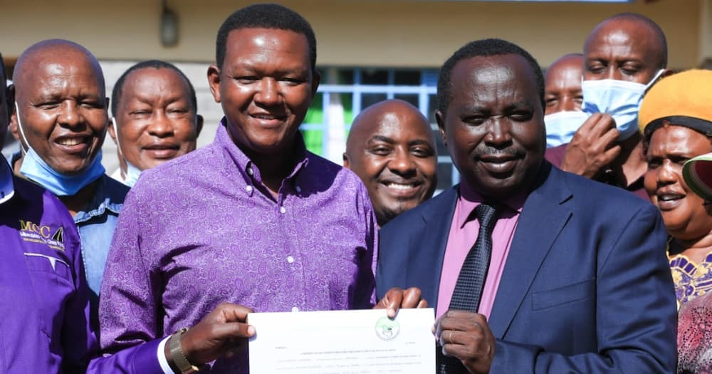 Machakos by-election: Junet dismisses reports ODM leader Raila will endorse Maendeleo Chapchap candidate
