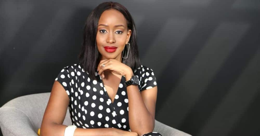 Janet Mbugua created a safe space for young girls in Korogocho slums. Photo: @janetmbuguaofficial.