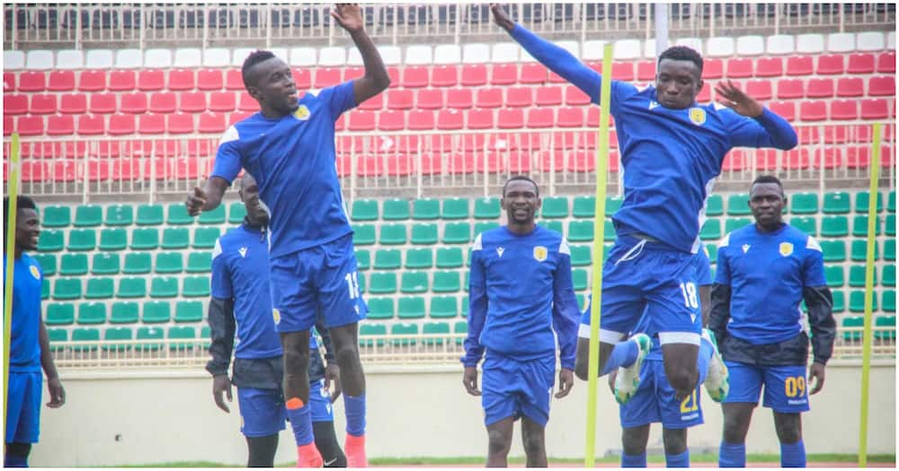 Caf Confederation Cup: Zambia's Napsa silence K'Ogalo at Nyayo