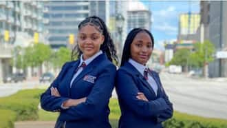 Emani and Jayla: Teenagers Become First Black Females to win Harvard Debate Competition Against 100 Debaters