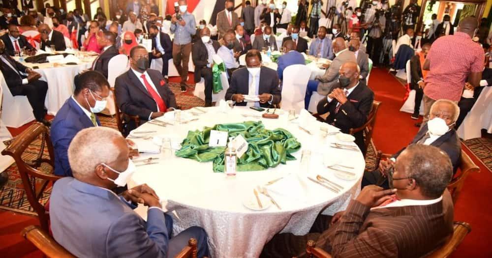 """""""Raila Aende Nyumbani"""": Kalonzo Asema Wakati Wake Kuongoza Umefika"""
