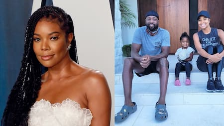 Gabrielle Union Says She Feared Dwayne Might Not Love Her Fully for Not Being Biological Mom of Their Daughter