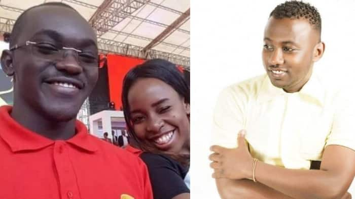 Saumu Mbuvi Showers First Baby Daddy Gatu with Praises, Calls out Senator Anwar Over Child Support