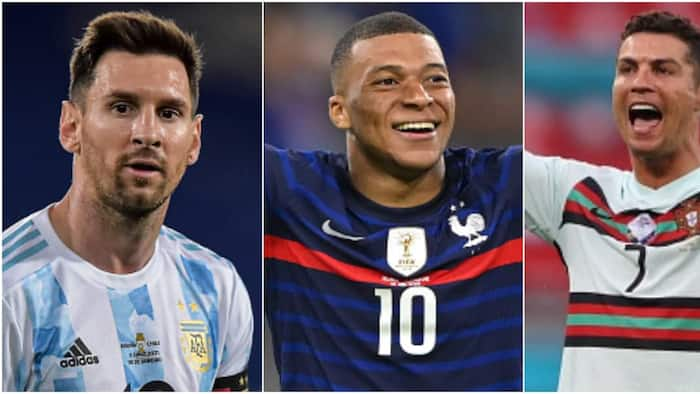 Samuel Eto'o Names Top French Star Who Will Fill the Boots of Ronaldo and Messi