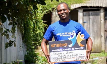 How to withdraw money from Shabiki