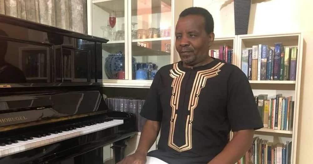Reuben Kigame. Photo: Reuben Kigame.