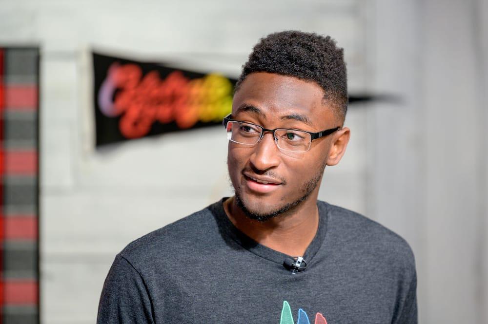 Popular black male YouTubers