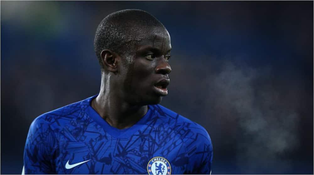 N'Golo Kante: Chelsea deny midfielder wants to leave club