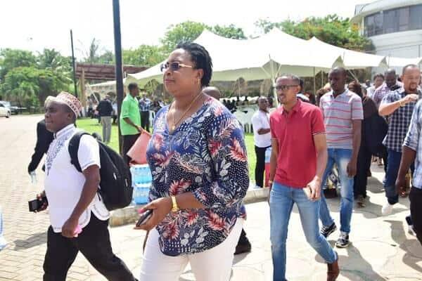 Aisha Jumwa ajisalimisha polisi, atarajiwa kukanyaga kortini Jumatatu