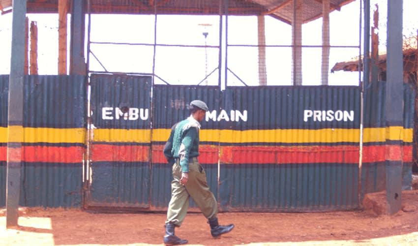 Tuberculosis outbreak: Crisis looms as 27 inmates get infected at Embu Prison