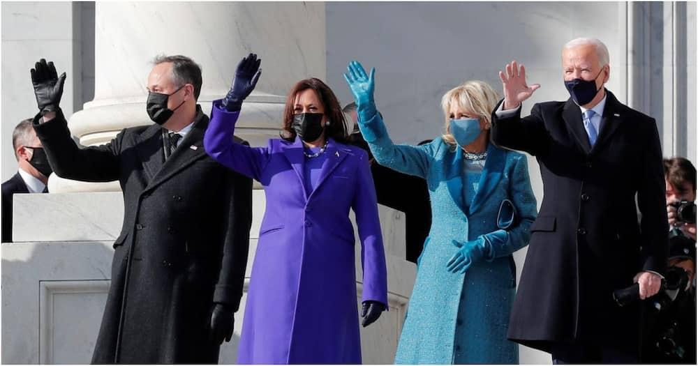 Joe Biden, Kamala Harris sworn in as 46th US president and vice president
