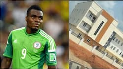 African football legend warms hearts as he builds world-class hospital in his hometown