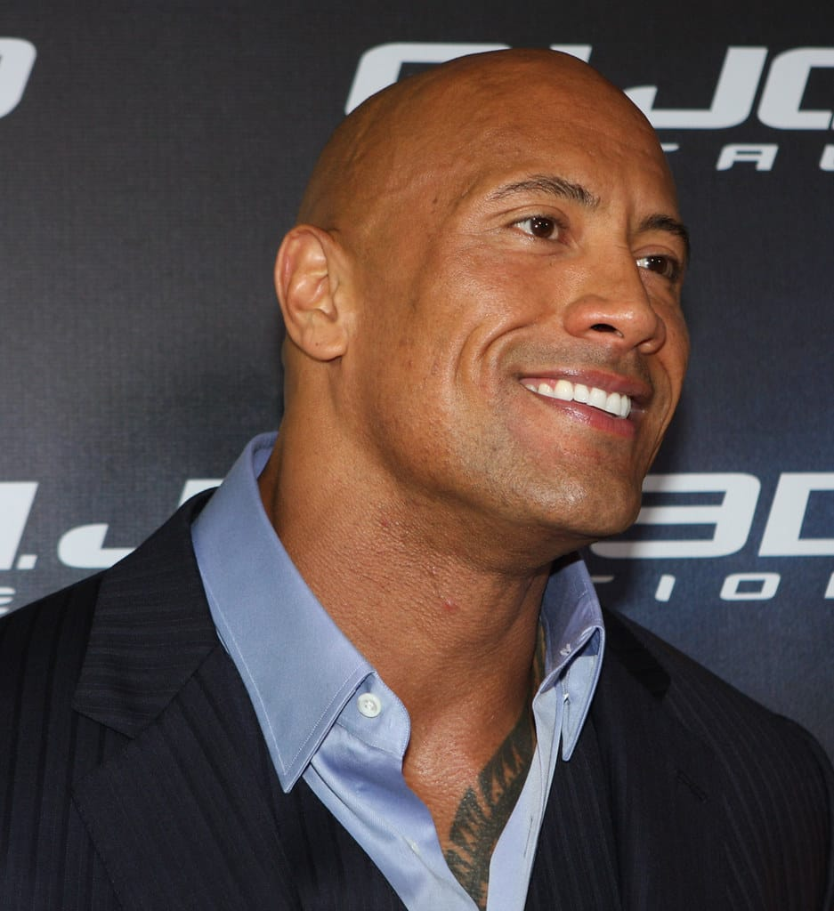 The Rock's rock: Actor Dwayne Johnson gushes over youthful wife in sweet birthday message