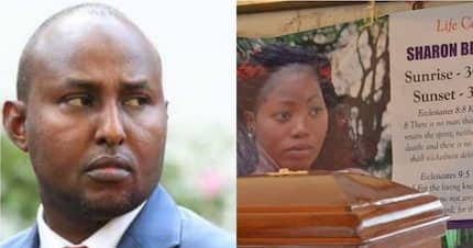 Mixed reactions as Suna East MP Junet Mohamed claims Sharon Otieno killers targeting him
