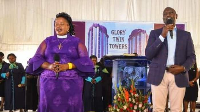 Bishop Wanjiru Says Kenya Is Blessed to Have Deputy President Who Can Quote Bible