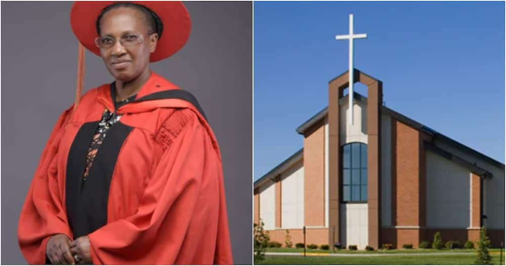 Emily Onyango: Anglican Church appoints first female bishop