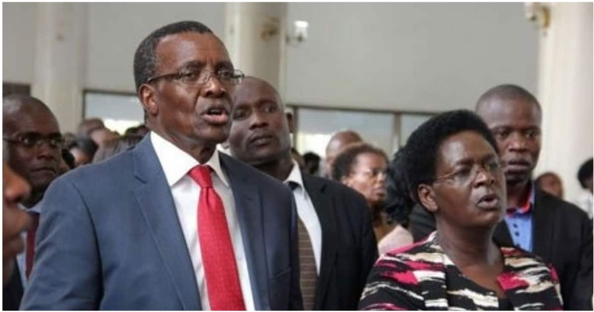 Uhuru orders KDF to airlift CJ David Maraga and wife to Nairobi after road accident