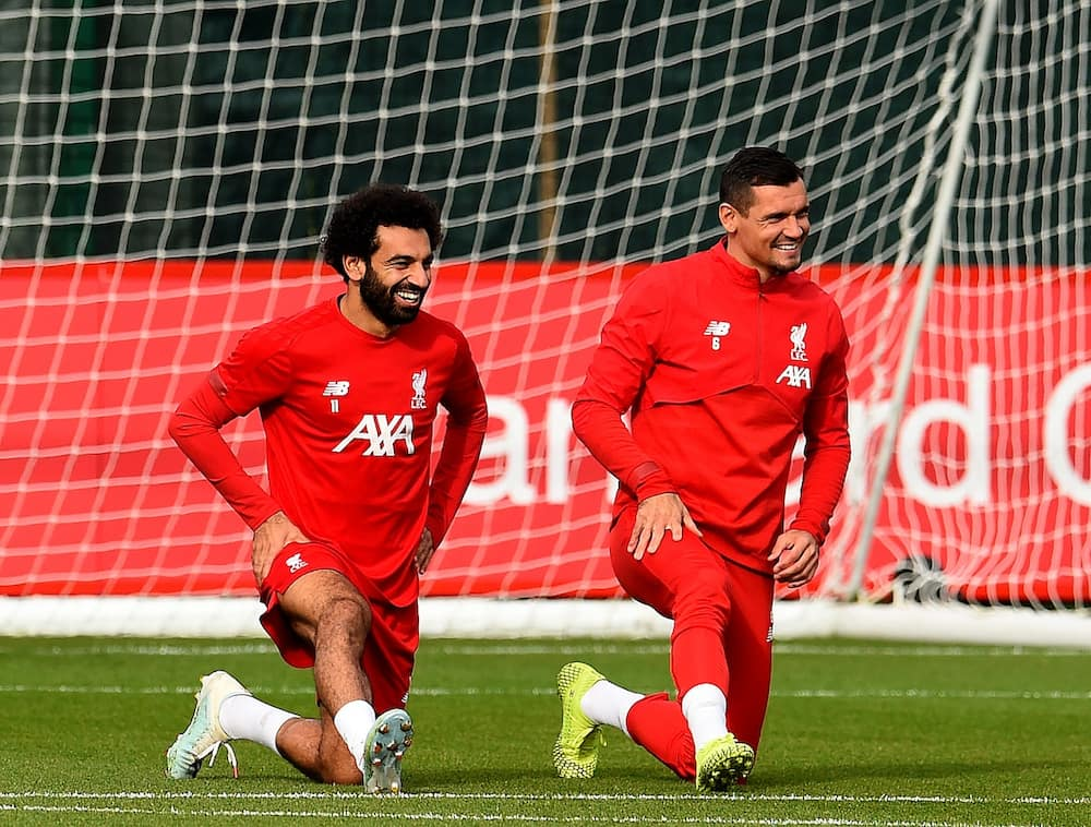 Dejan Lovren tells Salah to pay for his coffee after petrol station gesture