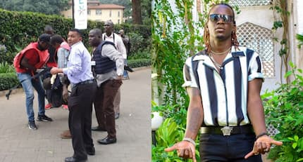 Gospel singer Willy Paul narrates how he narrowly survived 14 Riverside Drive attack