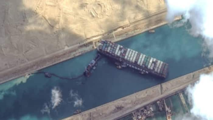 Giant Ship Blocking Suez Canal Freed After Days of Global Supply Disruptions