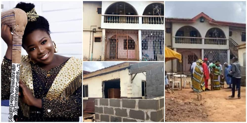 Viral amputee hawker Mary Daniels buys own house.