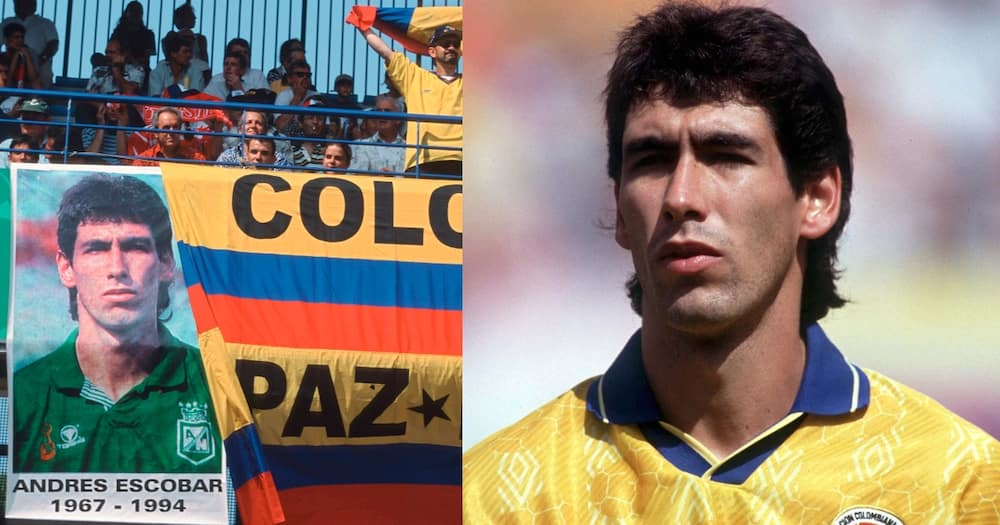 Andrés Escobar: Tragic story of Columbia team captain who was killed for scoring own goal