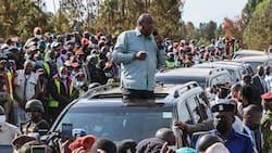Rais Uhuru Awaonya Wapiga Kura wa Mt Kenya Kutohadaiwa na DP Ruto