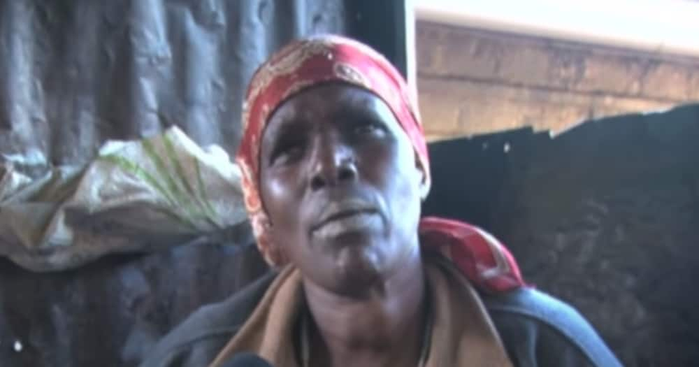 Narok woman addicted to eating stones says husband left her over bizarre habit