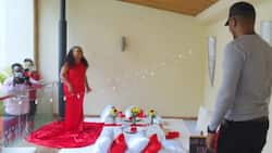 """Size 8 Plans Epic Belated Father's Day Surprise for Hubby DJ Mo: """"Ni Juu Nilisahau"""""""