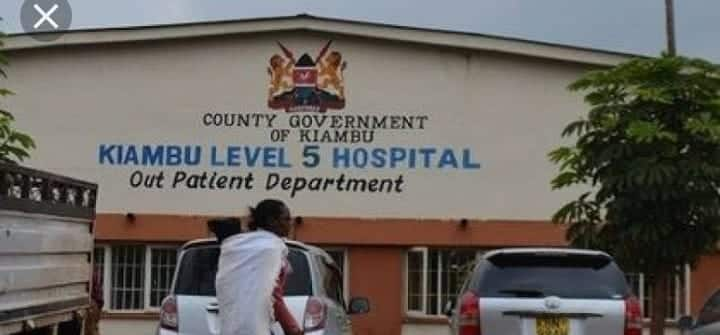 Kiambu Level 5 hospital