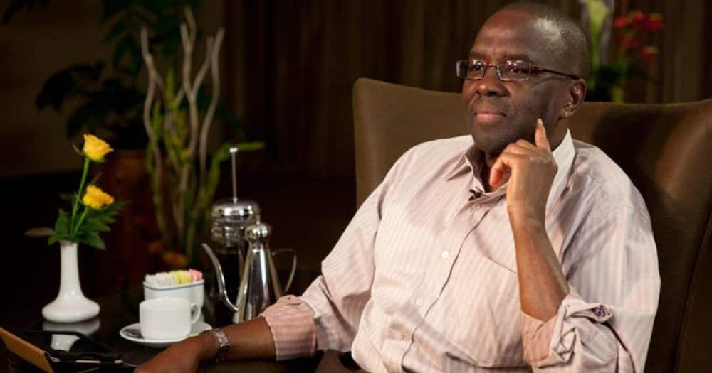 Former chief justice Willy Mutunga.