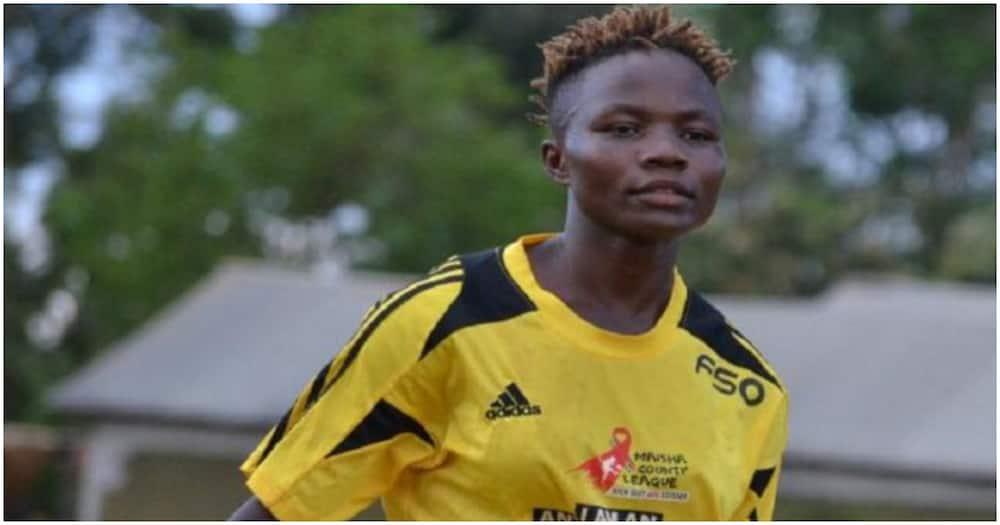 Lilly Awuor: Harambee Starlets forward joins German club Borussia Pankow