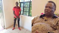Francis Atwoli Pays for College Education of Young Man Who Sought His Help Online