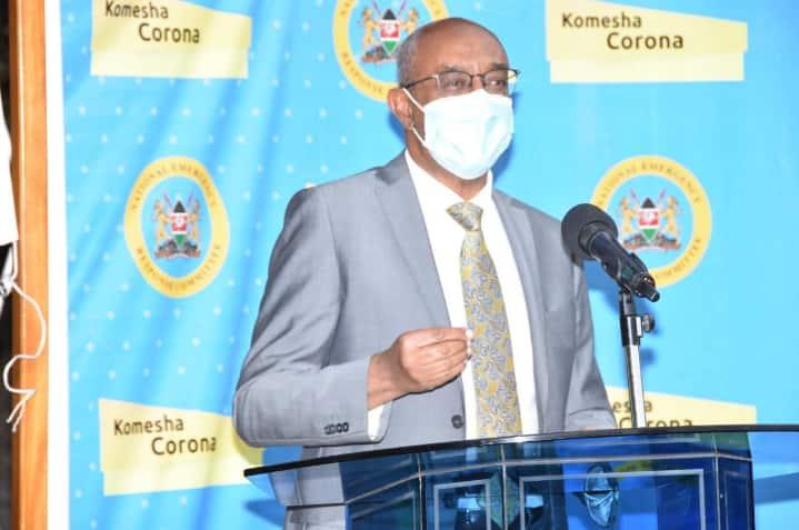 Coronavirus update: Kenya record highest number of positive cases as 184 test positive