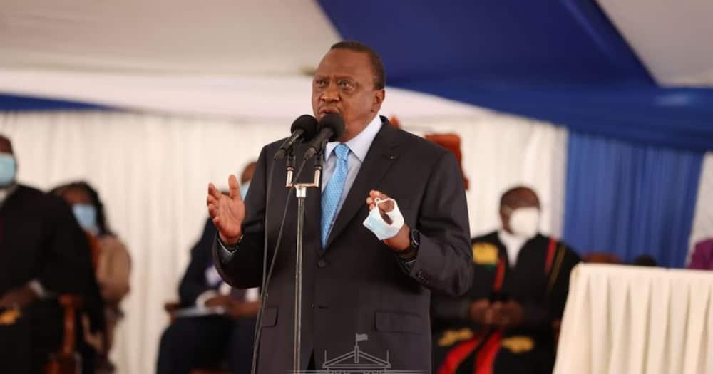 Nyeri: Rais Uhuru ajiepusha na siasa, asema kesho ndio mambo yote