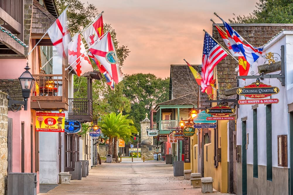 oldest cities in the USA