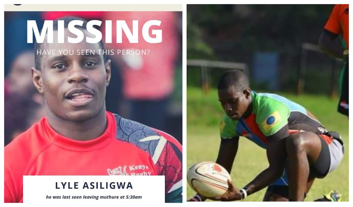 Kenyan Rugby player reported missing accused of spending night with female friend