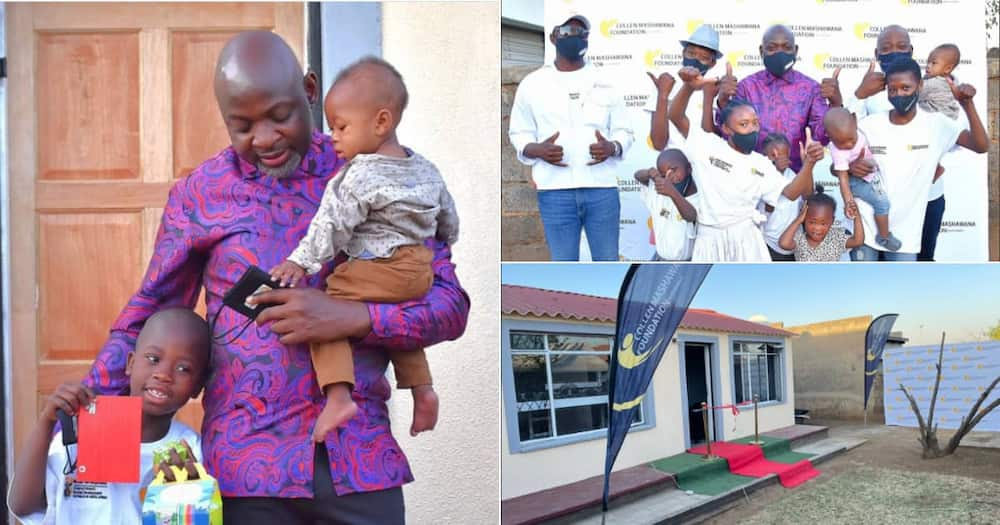 Businessman, Home, 9 Orphans, Provides, Celebrated, Twitter reactions