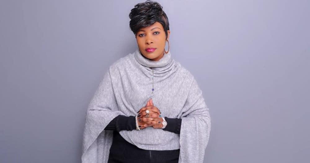 Napokea Kwako Singer Janet Otieno Mourns Loss of Dad in Emotional Post