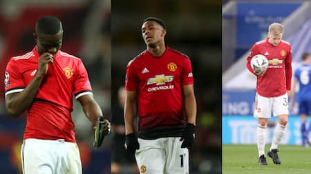 Panic at Old Trafford as Man United Identify Seven Players Who Could Be Sold in January