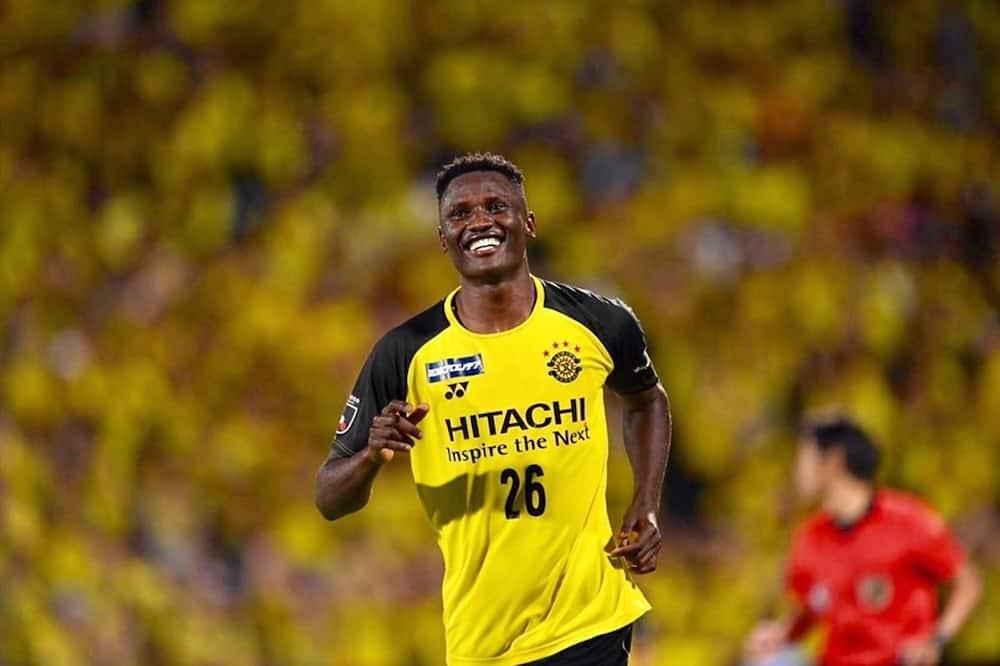 Michael Olunga player profile and career statistics